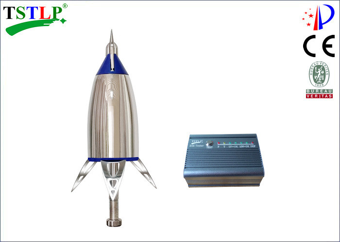 Superior Early Streamer Type Lightning Arrester Rod For High Rise Building