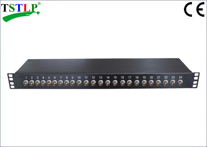 24 BNC Ports Cctv Surge Protection Devices For Surveillance Video Transmission