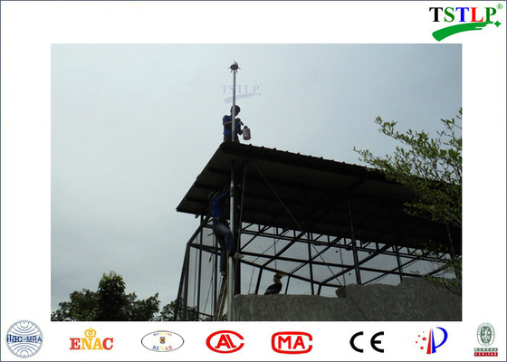 Fully Active ESE Lightning Protection System For Exterior Lightning Protection