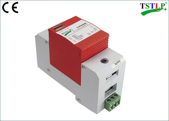 China 20ka - 40kA Din Rail Surge Suppressor Wind Turbine 600v / 750v / 1000v factory