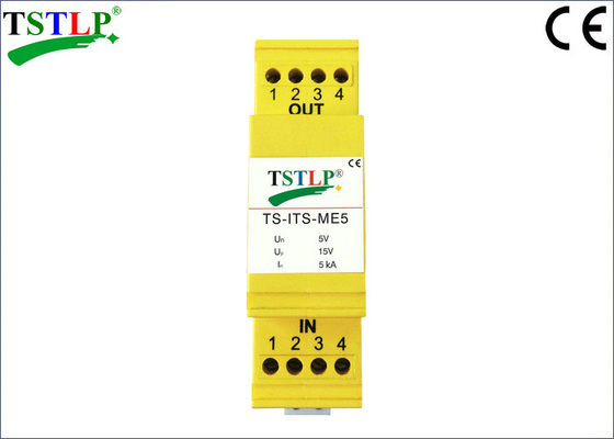 TTY / V11 / RS232 / RS485 / RS422 Surge Protection Device Fire Alarm Surge Protection