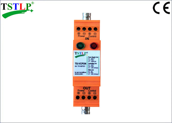 China Power Supply / Control / Video Voltage Surge Suppressor For Surveillance Systems factory