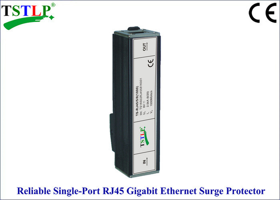 Single Port Ethernet Surge Protection Devices 5v - 1000MBit Vs Cat6 Surge Arrester