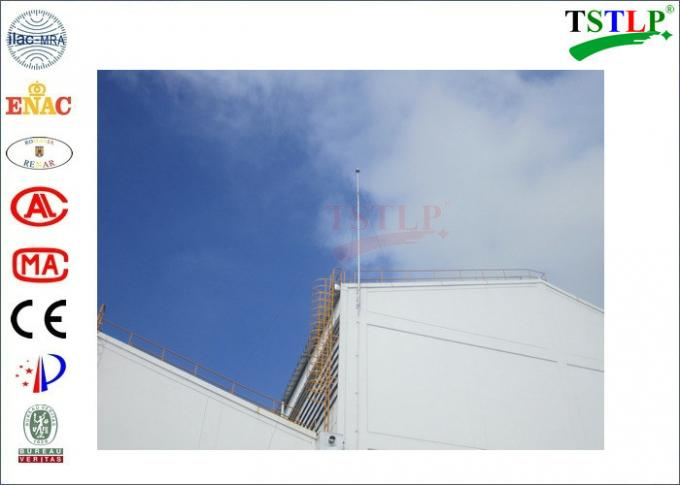 Material - Tested Active Ese Lightning Rod As Per UNE21.186 Mirror - Shine Housing