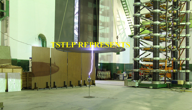 Active Early Streamer Emission Lightning Arrester SMT-ESE60 For Building