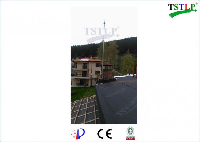 Advanced Early Streamer Emission System , High Rise Building Home Lightning Protection System
